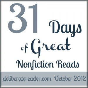 31 Days of Great Nonfiction Books