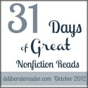 Grab button for 31 Days of Great Nonfiction Reads