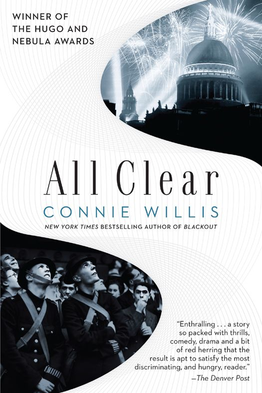 Book Review Blackout / Book Review All Clear by Connie Willis - The Deliberate Reader