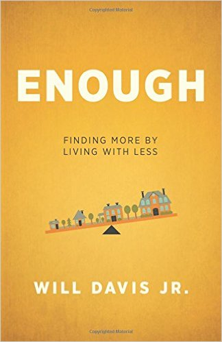 Book Review Enough by Will Davis Jr