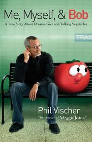 Me, Myself, and Bob by Phil Vischer. Day 23 of 31 Days of Great Nonfiction Books / Great Nonfiction Reads by The Deliberate Reader
