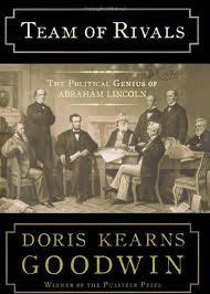 Team of Rivals: The Political Genius of Abraham Lincoln by Doris Kearns Goodwin. Day 16 of 31 Days of Great Nonfiction Books / Great Nonfiction Reads by The Deliberate Reader