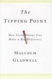 The Tipping Point by Malcolm Gladwell. Day 26 of 31 Days of Great Nonfiction Books / Great Nonfiction Reads by The Deliberate Reader