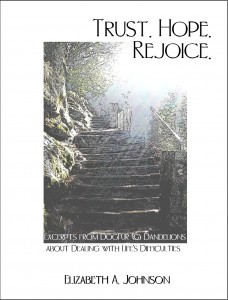 Book Review of Trust Hope Rejoice by Elizabeth Johnson