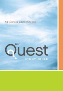 Favorite Bibles - Quest Study Bible