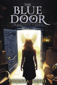 Children's Book Review of The Blue Door by Christa Kinde