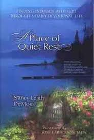 Favorite Spiritual Growth Books: A Place of Quiet Rest