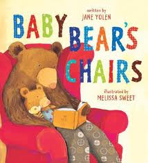 Favorite Picture Books - Baby Bear's Chairs