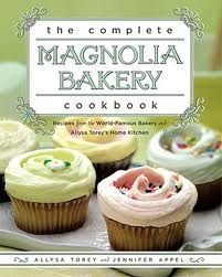 Favorite Cookbooks -The Complete Magnolia Bakery Cookbook: Recipes from the World-Famous Bakery and Allysa Torey's Home Kitchen
