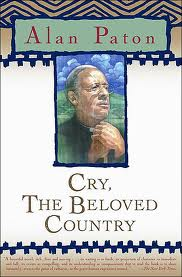 Favorite Books of Hope and Redemption: Cry, the Beloved Country