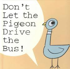 Favorite Picture Books - Don't Let the Pigeon Drive the Bus