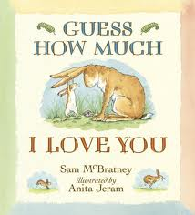 Favorite Picture Books - Guess How Much I Love You