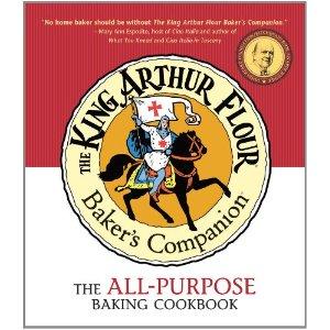 Favorite Cookbooks - King Arthur Flour Bakers Companion