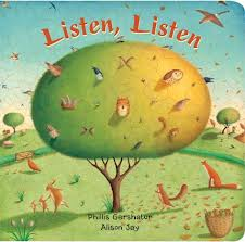 Favorite Board Books - Listen Listen