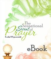 Favorite Spiritual Growth Books: Sensational Scent of Prayer