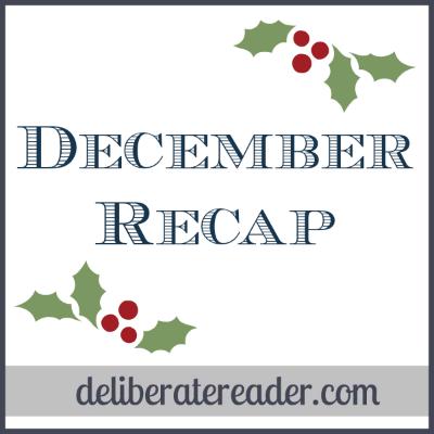 December 2015 Recap