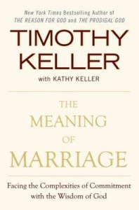 Favorite Books of 2012 - Meaning of Marriage