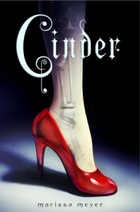 Book Review: Cinder (Lunar Chronicles #1) by Marissa Meyer