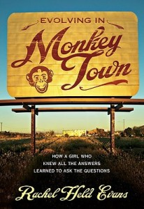 Book Review: Evolving in Monkey Town by Rachel Held Evans