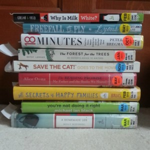 Nonfiction library haul vol 3