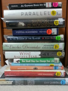 library haul 5