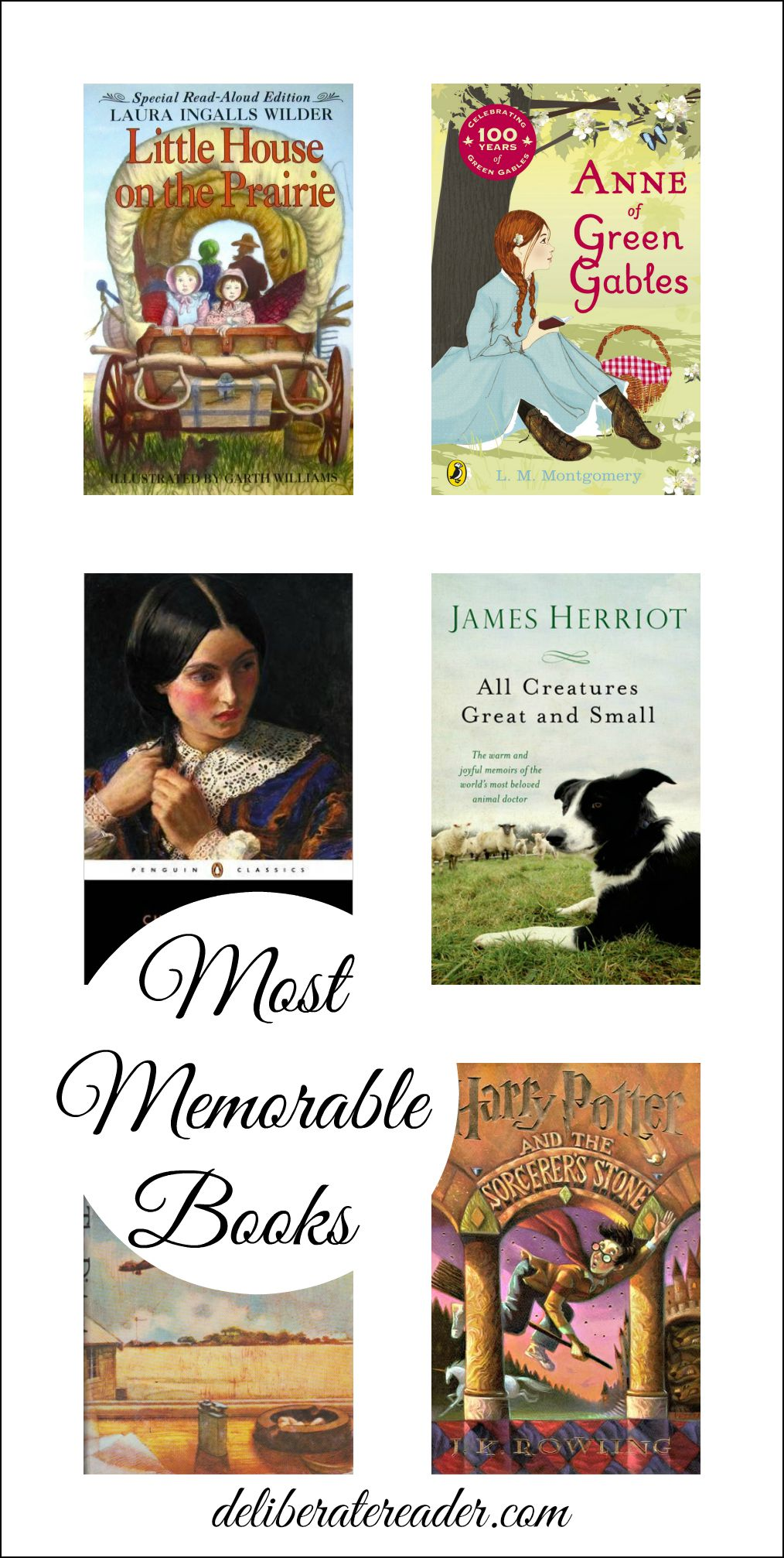 Most Memorable Books