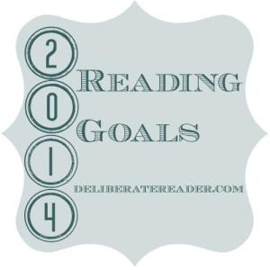 2014 Reading Goals