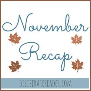 November 2014 Recap