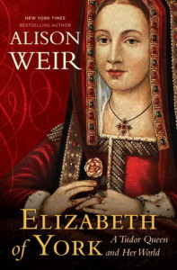 Looking Forward to Reading in 2014: Elizabeth of York