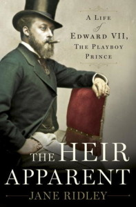 Looking Forward to Reading in 2014: The Heir Apparent