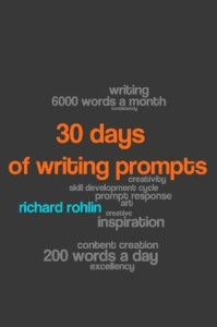 30 Days of Writing Prompts
