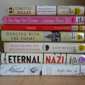 Library haul 21 nonfiction