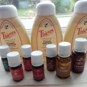 July 2014 Young Living Essential Oils Order