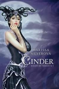 Cinder Czech edition