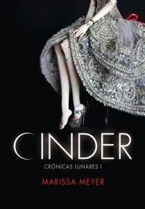 Cinder Spanish edition