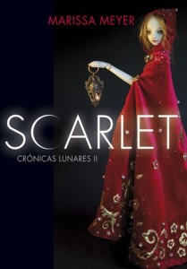 Scarlet Spanish edition