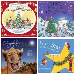New Christmas Books 2014