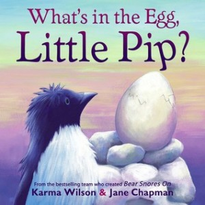 What's in the Egg Little Pip