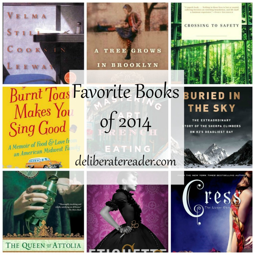 Favorite Books of 2014
