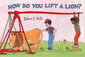 How Do You Lift a Lion