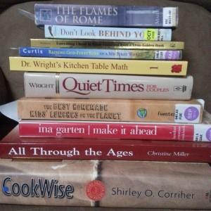 library haul 27