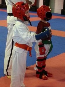 G sparring