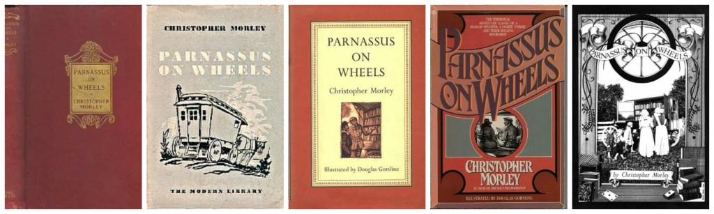 Parnassus on Wheels Covers 1