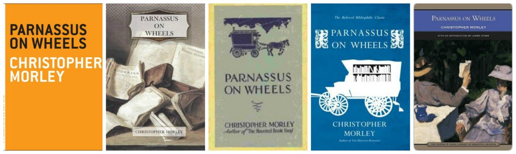 Parnassus on Wheels Covers 3