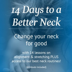 14 Days to a Better Neck