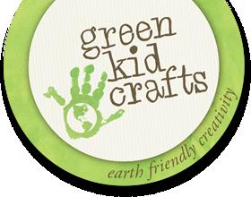 Green Kids Crafts Logo