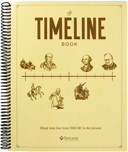 Sonlight Timeline Book