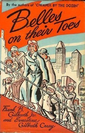Belles on Their Toes 1950 Hardcover