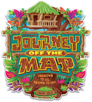Journey Off the Map