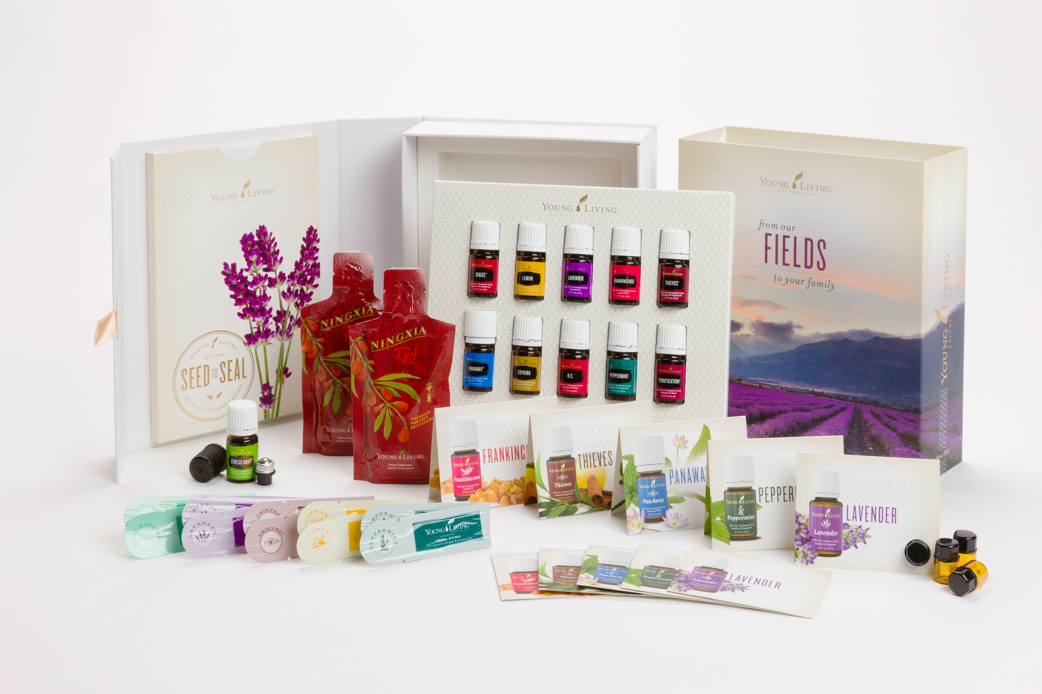 Young Living PSK without diffuser